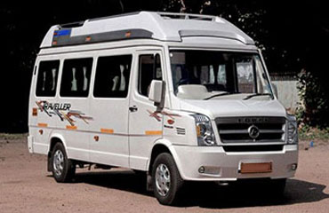 12 Seater Tempo Traveller Hire in Amritsar