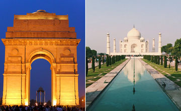 Delhi Agra Rajasthan